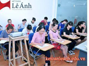 Học kế toán thực hành ở đâu tại Hà Nội
