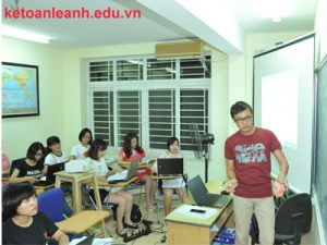 Lớp học nguyên lý kế toán cho người mới bắt đầu