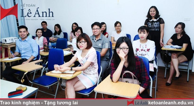 đào tạo kế toán thực hành tại tphcm
