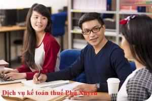 Dịch vụ kế toán thuế Phú Xuyên