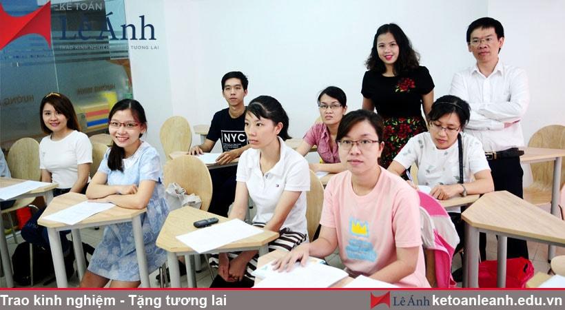 địa chỉ đào tạo kế toán thực hành tphcm