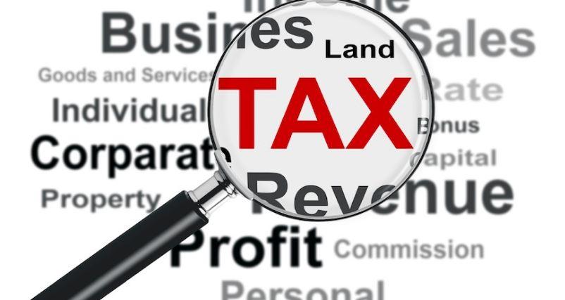 khai báo thuế
