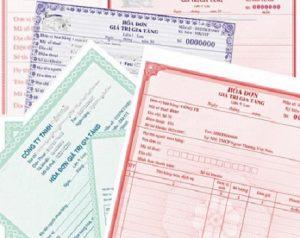 hướng dẫn viết hóa đơn đầu vào, đầu ra không chịu thuế GTGT