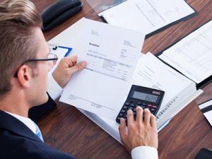 Bút toán thực hiện cuối kỳ xác định thuế phải nộp