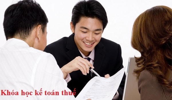 Khóa học kế toán thuế
