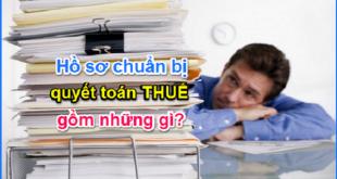 Làm sổ sách kế toán khi cơ quan thuế kiểm tra