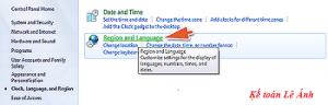 Hướng dẫn viết sai ngày tháng trên Excel