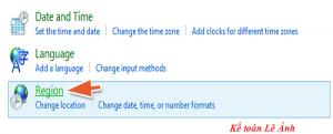 Sửa lỗi sai ngày tháng trong Excel
